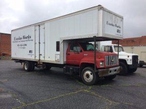 Exodus Works Moving Truck